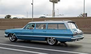 1963 chevy impala station wagon flickr photo