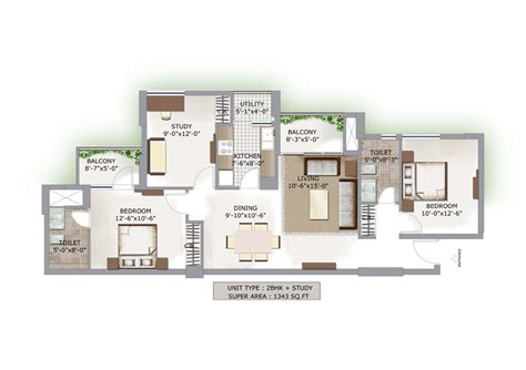 Dream Home Floor Plan lotus boulevard floor plans