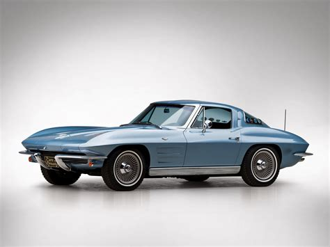 1963 corvette sting coupe 1963 chevrolet corvette sting l75 327 300hp sport