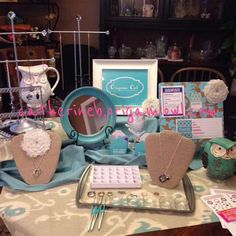 Origami Owl Jewelry Bar Setup - pin by cat on origami owl