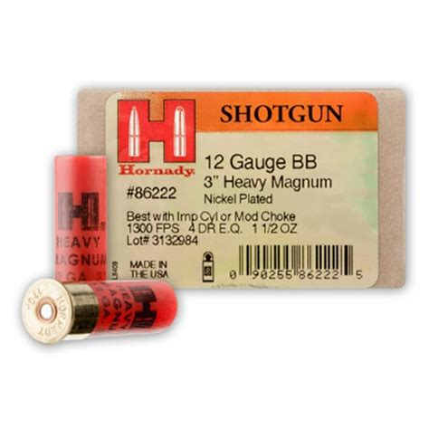 magnum 174 10 x 12 x 5 h canvas wall tent 143151 buy hornady heavy magnum coyote 12 gauge bb shot 10rd ammos at