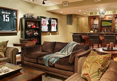 jersey room framed jerseys from sports themed bedrooms to sophisticated caves
