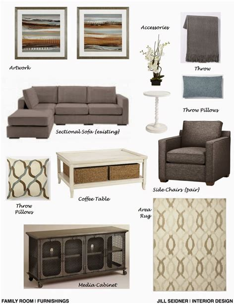 living room furnishings concept board jill seidner jill seidner interior design concept boards house