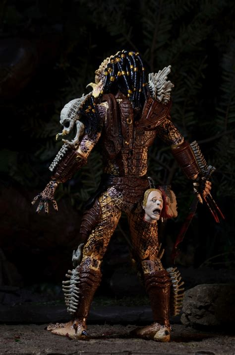 Home Decor Items Wholesale Closer Look Predator Bad Blood Deluxe 7 Scale Action