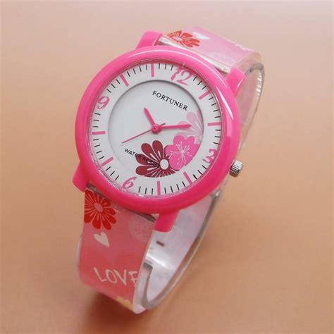 Sale Jam Tangan Wanita Cewek Fortuner Original Fr1015 Rubber Yellow jual jam tangan wanita cewek fortuner original fr1015