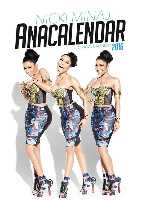 Nicki Minaj Calendar Nicki Minaj Calendars 2018 On Abposters