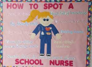 Gallery images and information school nurse bulletin board ideas