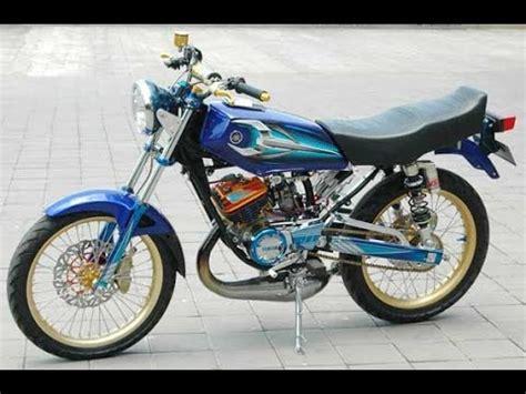 Toko Bagus Motor Rx King Medan by Motor Trend Modifikasi Modifikasi Motor Yamaha Rx