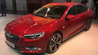 Opel Insignia Hybrid New Vauxhall Insignia Prices Specs Release Date Carbuyer