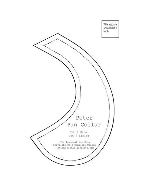 pattern drafting peter pan collar finally removable peter pan collar diy pattern looked