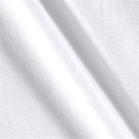 jersey knit material cotton jersey knit white discount designer fabric