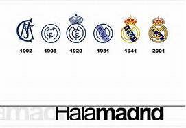 Real Madrid Logo Evolution
