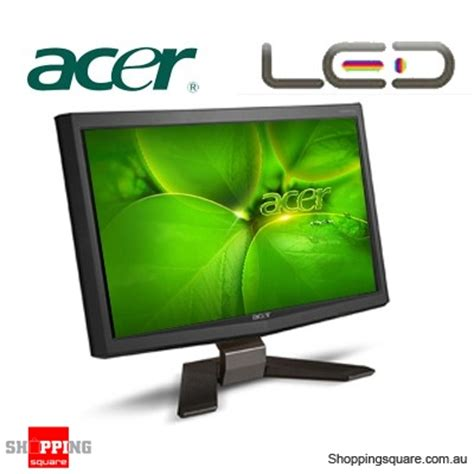 Monitor Acer Led 18 5 acer x193hql 18 5 quot led monitor lcd 5ms shopping