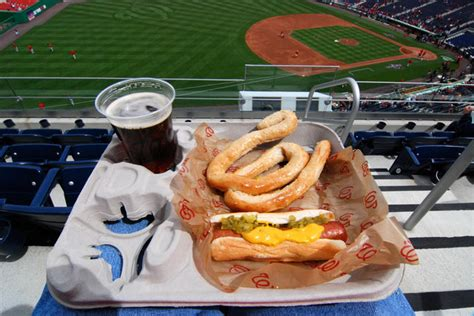 phillies dollar best food at citizens bank park what to eat thrillist