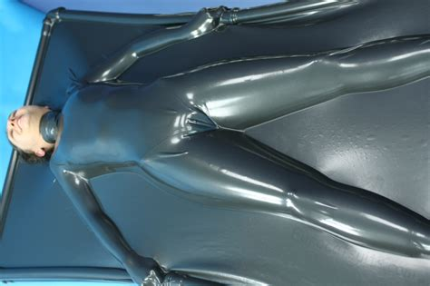 vac bed latex vacbed with collar airtight