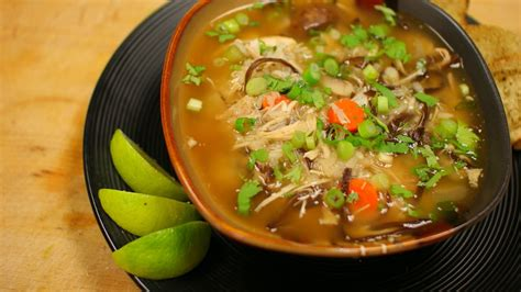 how to make chicken soup from scratch dinner recipes
