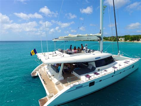 catamaran barbados cool runnings seaduced ii luxury catamaran barbados barbados