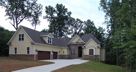One Story Home with Bonus Room ? Holly Springs New Homes