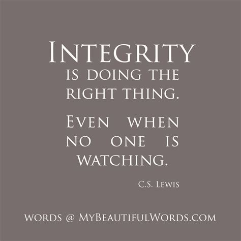 Integrity Quotes Quotes On Honesty And