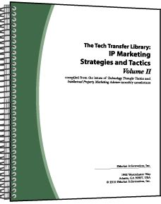 Legend Of Business Strategies Vol 2 ip marketing strategies and tactics volume ii tech transfer central