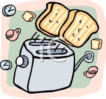 royalty  toaster clip art objects clipart