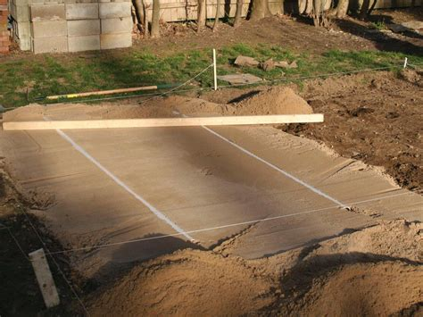 How To Lay A Patio Base by How To Building A Patio With Pavers Hgtv