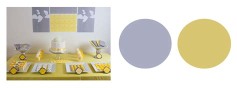 gray and yellow color schemes wedding color scheme ceremony heaven blog