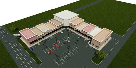 building design plans steel strip mall building designs proyectos casas