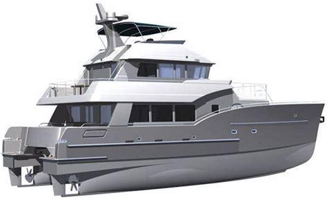 catamaran trawler plans neff yacht sales used 65 foot north island trawler