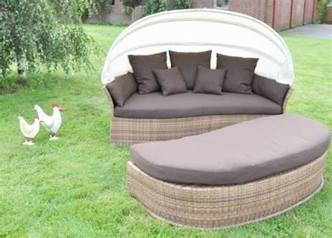Outdoor Loungemöbel Polyrattan 943 by Outdoor Lounge Muschel Bestseller Shop Mit Top Marken