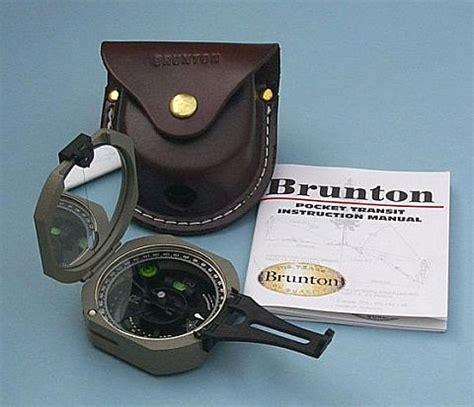 Brunton 5006 International Pocket Transit Compass Kompas Geologi jual kompas geologi brunton 5006 harga dan spesifikasi