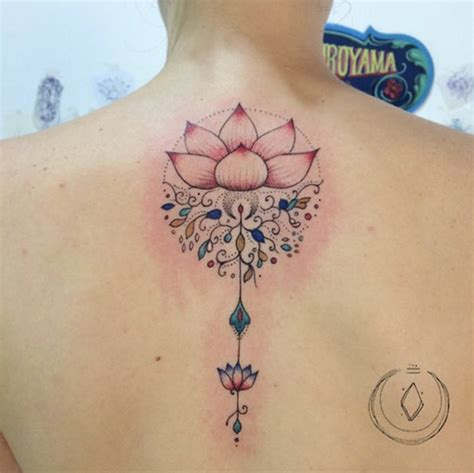 160 elegant lotus flower tattoos meanings 2017 part 3