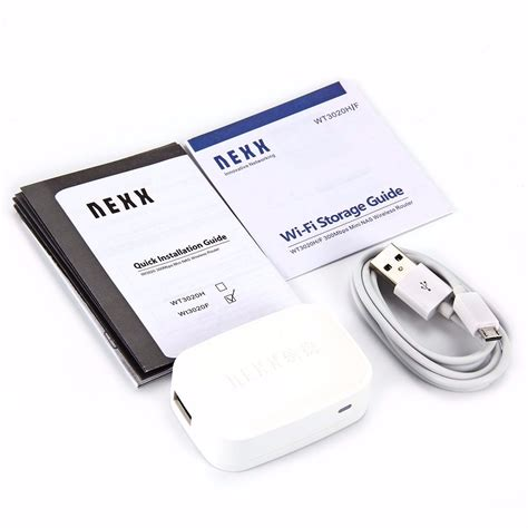 Wifi Portable Flash nexx wt3020f 300mbps portable mini wireless wifi nas router ap reapeater support usb flash drive