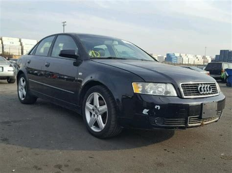used 2005 audi a4 used 2005 audi a4 1 8t car for sale at auctionexport