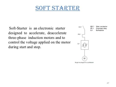 soft starter wiring diagram efcaviation