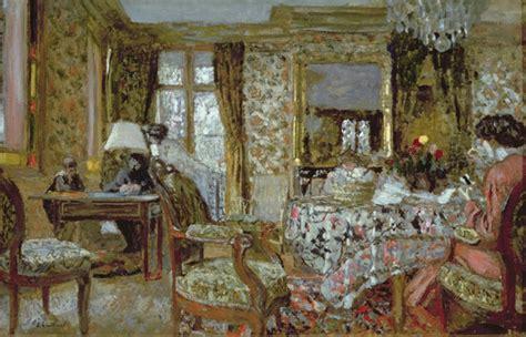 Vuillard Interiors by Edouard Vuillard Vuillard