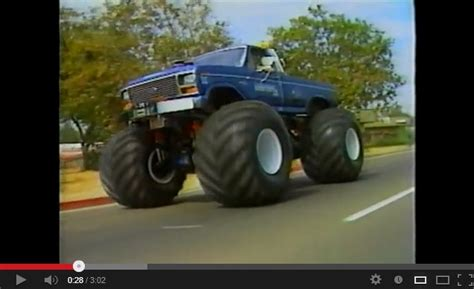 first bigfoot monster truck bigfoot 4x4 gt gt 4x4 off roads