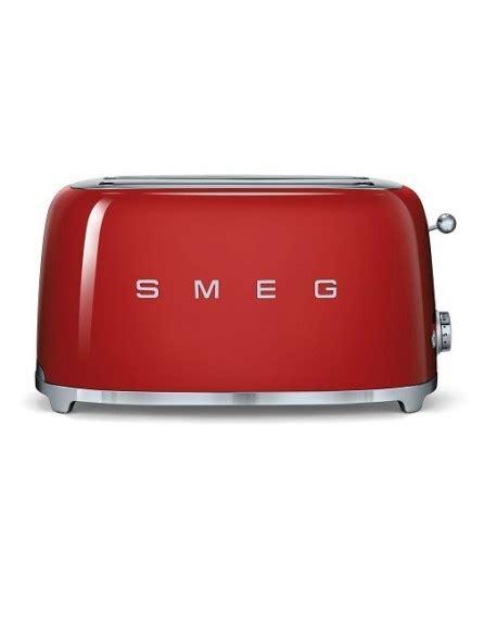 tostadora roja tostadora smeg roja 4 tostadas