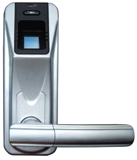 Fingerprint Front Door Lock High End Security Fingerprint Doorlocks Tech N Techie