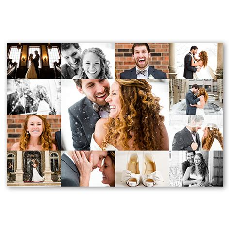 20x30 collage template photo gallery grid shutterfly