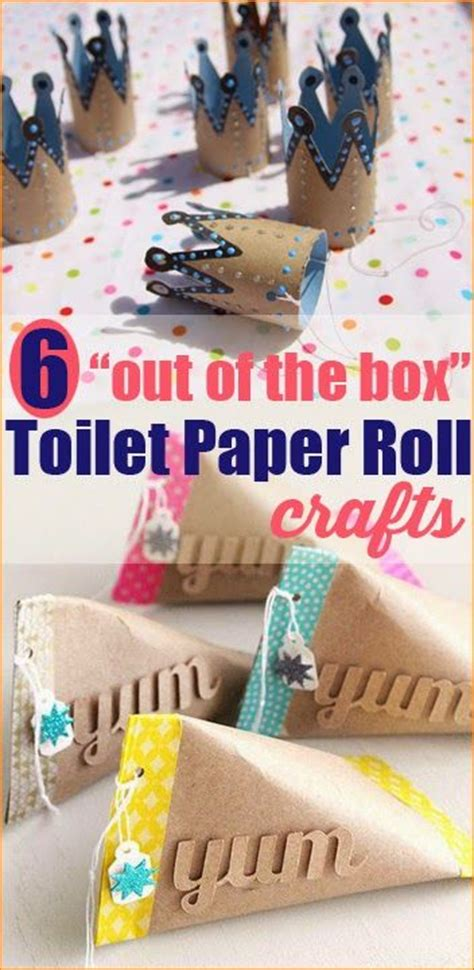 What Crafts Can You Make With Toilet Paper Rolls - six crafts you can make with toilet paper rolls toilet