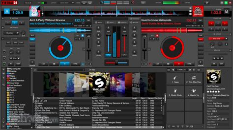 virtual dj free download full version 2012 windows 7 virtual dj 8 2 build 4291 download for windows filehorse com