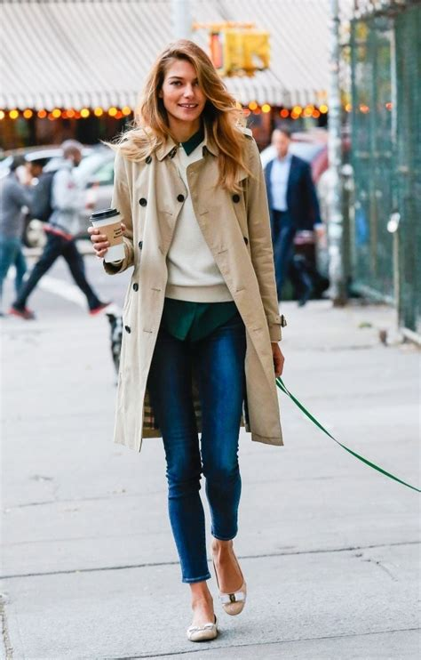 Style Ideas How To Work The Metallic Trench This Second City Style Fashion by Style Inspiration Hart S Autumn Layers Mid Day