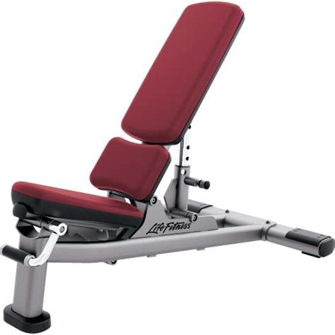 lifefitness bench signature series multi adjustable bench life fitness