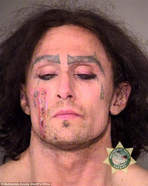 meth head mugshots america from handsome youth to meth addled fugitive