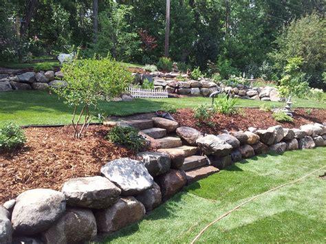 giardino roccioso progetto giardino roccioso guida 25 idee per un giardino