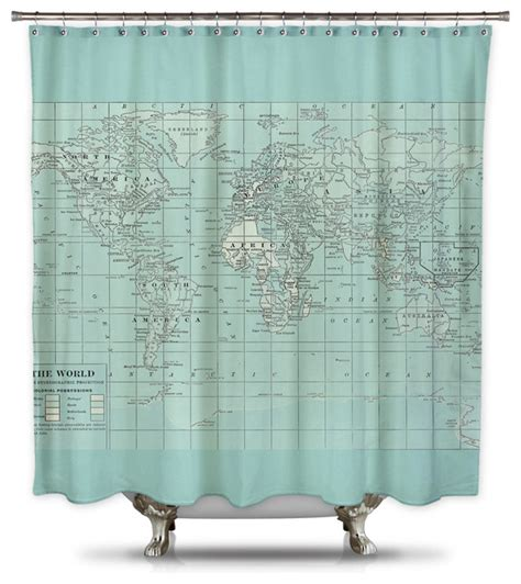Standard Size Shower Curtain by Catherine Holcombe Pillow Fabric Shower Curtain Standard