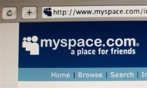 Myspace Launches Beta Fashion News Section by Myspace A Ghost Town Adam Boult Comment Is