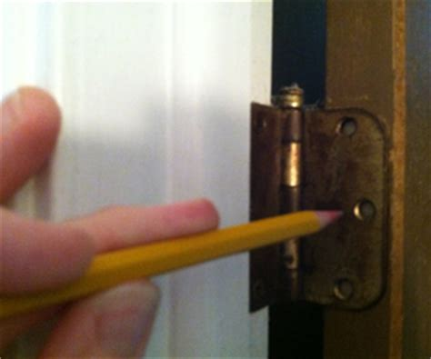 How To Fix Door Hinges Stripped how to repair stripped holes for a door hinge