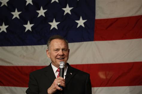 roy moore who is america roy moore america was great during slavery time